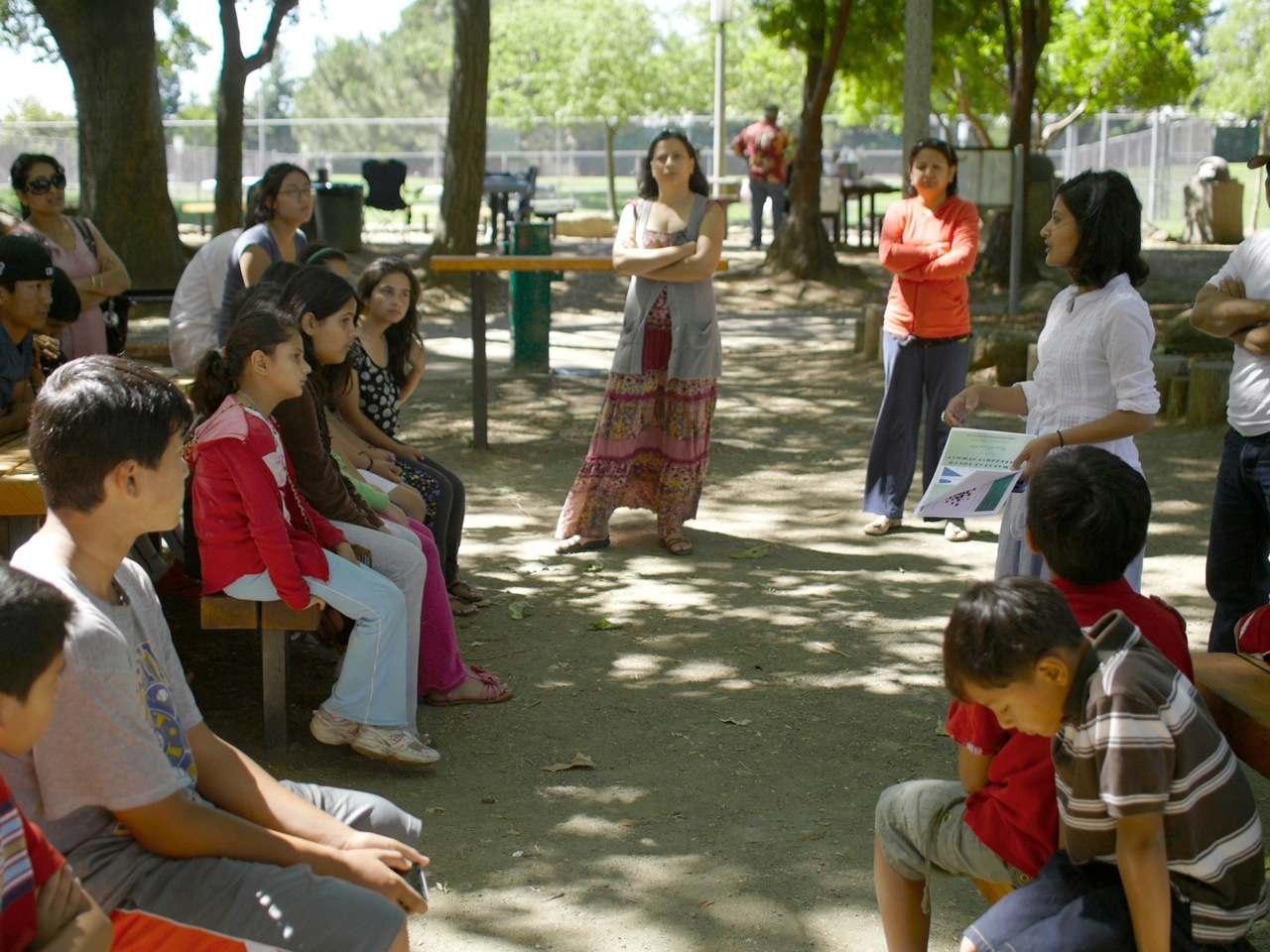 Nisha Sunnyvale outreach.jpg